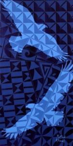 Deep Blue Flight