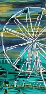 Ferris Wheel in Laguna