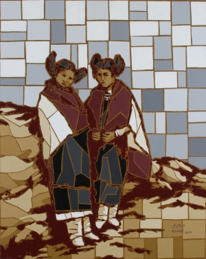 Two Hopi Girls