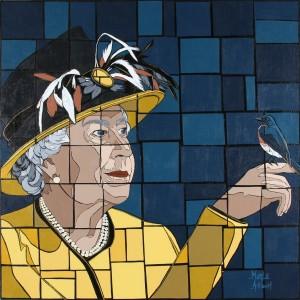 Bluebird for the Queen