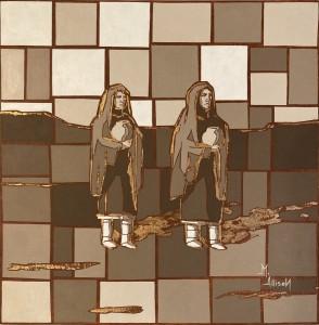 Ladies of the Pueblo